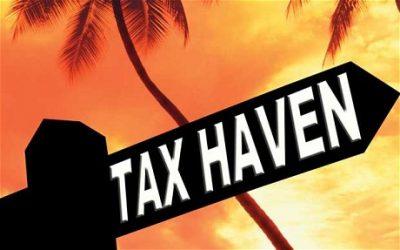 les paradis fiscaux dans le monde