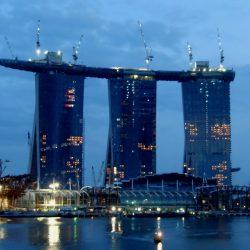 Société offshore Singapour