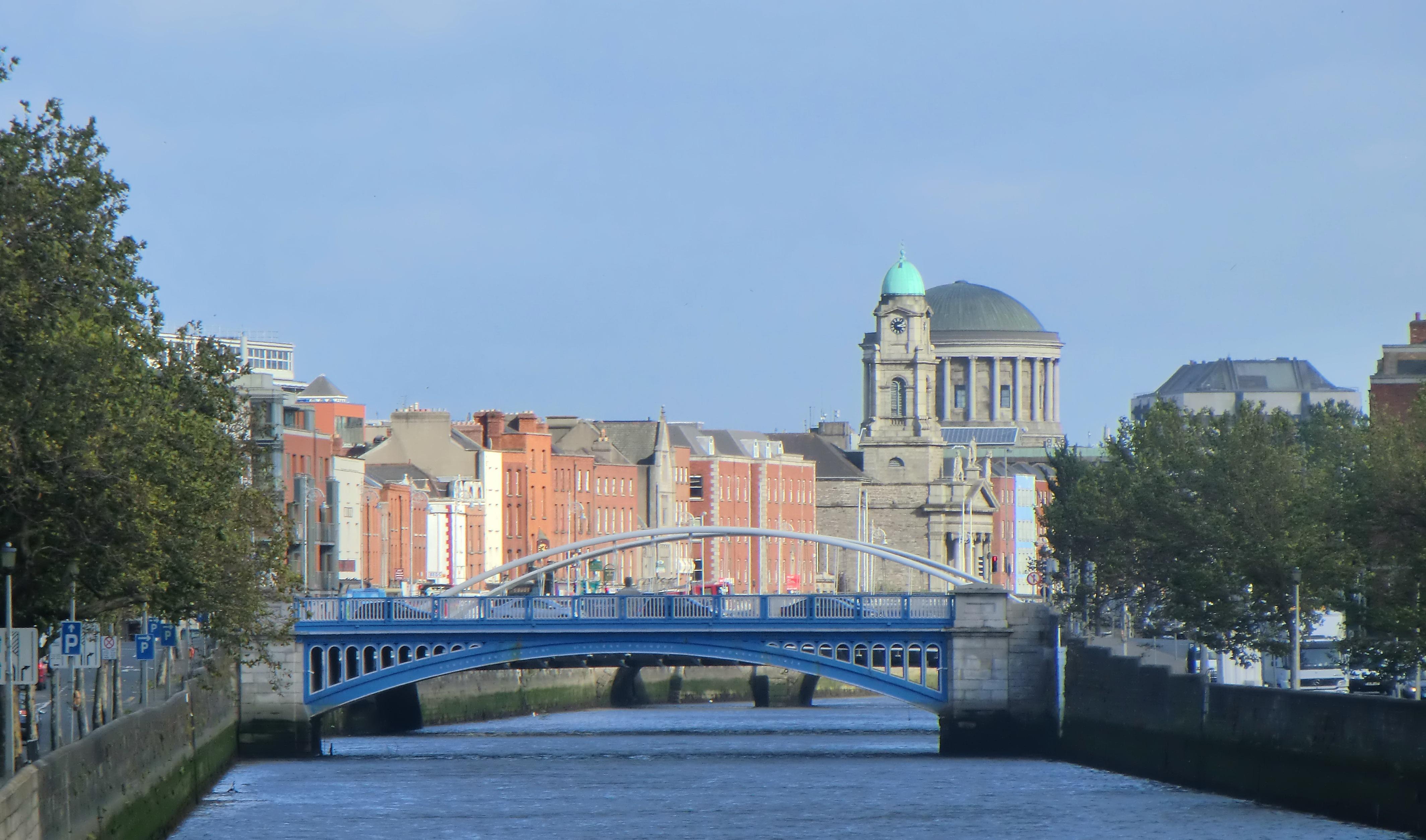 Création société irlande