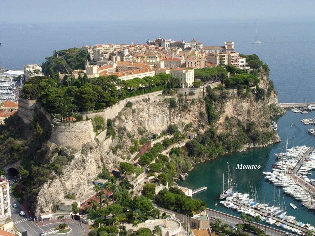 Monaco Company registration