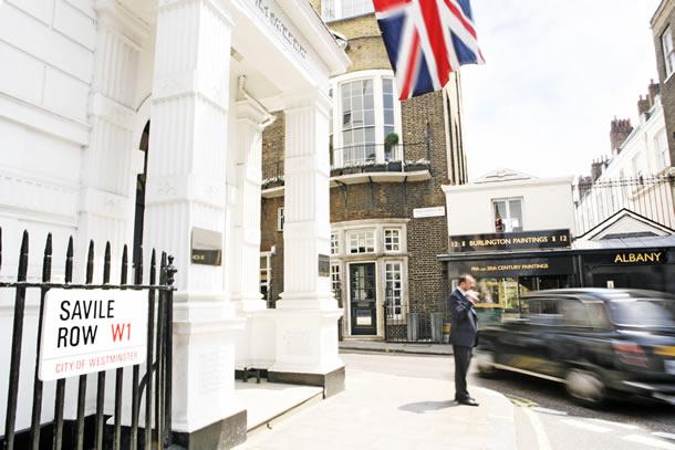 Le patrimoine britannique