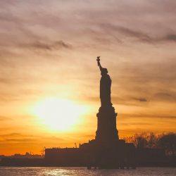 statue de la liberté aux Etats-Unis
